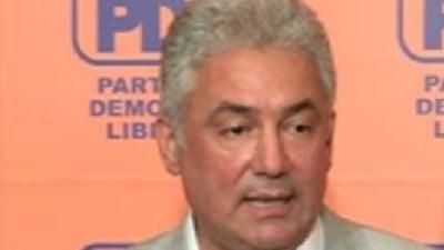 Adriean Videanu, arestat preventiv - si-a dat demisia de la sefia PDL Bucuresti