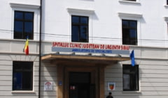 Adultii cu Covid-19 nu mai au loc la ATI in Spitalul Clinic Judetean de Urgenta din Sibiu