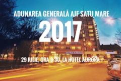 Adunarea Generala AJF va avea loc in premiera la hotelul Aurora