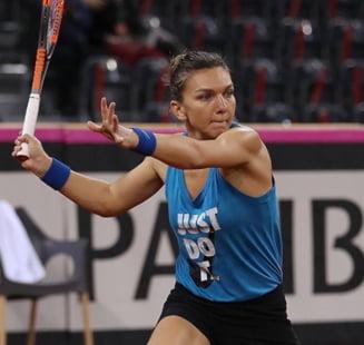 Adversara dificila pentru Simona Halep in sferturile de finala de la Roma