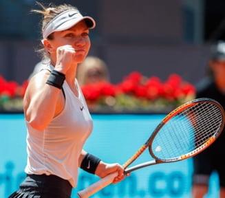 Adversare de top pentru Simona Halep la turneul de la Madrid