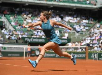 Adversare dificile pentru Simona Halep, Mihaela Buzarnescu si Irina Begu, in turul trei la Roland Garros