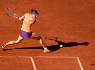 Adversarele tenismenelor romane la Roland Garros: Simona Halep, pe aceeasi parte de tabel cu Sharapova