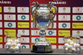 Adversari facili pentru CFR Cluj si Universitatea Cluj in Cupa Romaniei