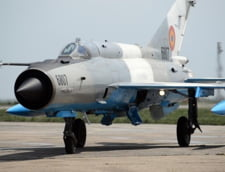"Aeronava MiG-21 LanceR, implicata intr-un ""incident fara urmari grave"" la baza militara din Campia Turzii"