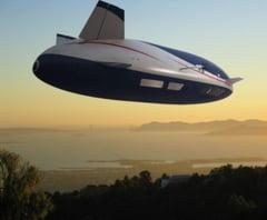 Aeronava americana Aeroscraft care va revolutiona lumea (Video&Galerie foto)