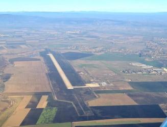 Aeroportul, deja in etapa dotarilor: planificarea zborurilor si procedurile de aterizare-decolare