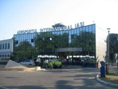 Aeroportul Iasi a fost prins intr-un scandal urias. Sefii judetului nu mai stiu pe unde sa se ascunda de rusine