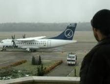 Aeroportul International din Baia Mare, inchis din cauza conditiilor meteo