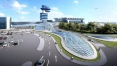 Aeroportul Otopeni a inaugurat Parcul Zburatorilor, locul unde pasagerii pot astepta in aer liber