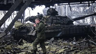 Aeroportul din Donetk, Stalingradul ucrainenilor? Precedentul Tiraspol