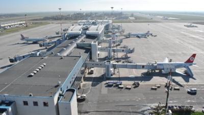 Aeroportul din Otopeni va fi legat de autostrada A3 prin drum expres