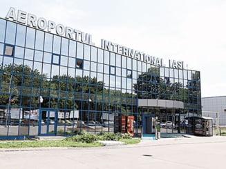 Aeroportul iese din starea de urgenta si intra in santier