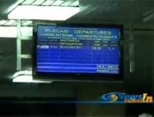 Aeroporturi inchise traficului aerian