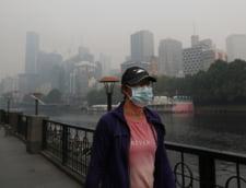 Aerul din Melbourne, cel mai greu de respirat din lume