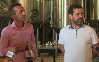 Afacerea de succes cu bere artizanala gandita de un francez si un buzoian. Zeci de restaurante se bat pe berea lor