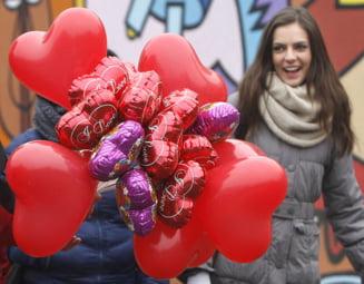 Afaceri de Valentine's Day: Cum sa castigi 10.000 de lei din baloane