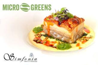 Afaceri neobisnuite: Un tanar produce microplante pentru restaurante de lux