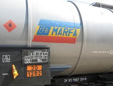 Afacerile CFR Marfa s-au prabusit cu 60%, 5.600 ceferisti vor fi pusi pe liber