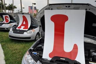 Afacerile mici sporesc vanzarile de masini in SUA