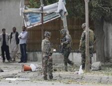 Afganistan: Atac sinucigas cu zeci de morti