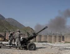 Afganistan: Atac sinucigas intr-o baza militara - zece raniti