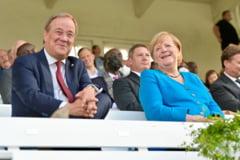 """Afișele electorale ale """"urmașului"""" Angelei Merkel, boicotate de liderii creștin-democrați regionali: îl consideră deja înfrânt"""