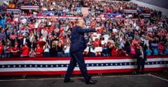 Afirmatiile prin care Trump a incercat sa submineze legitimitatea alegerilor, dezmintite. Candidatul republican a lansat mai multe acuzatii la adresa democratilor