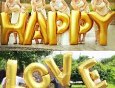 Afla cum sa aranjezi baloanele cele mai in voga pentru aniversari si ocazii