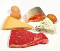 Afla de cate proteine are nevoie organismul tau