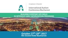 Afla mai multe despre provocarile autismului si cum pot fi ele depasite la IACB 2017