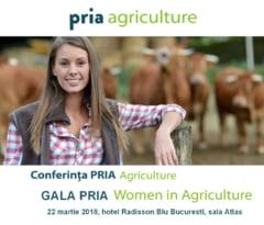 Afla povestile de success ale doamnelor din agricultura, la Gala PRIA Women in Agriculture