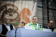 "Aflat in Romania, Viktor Orban sustine ca Ungaria va sprijini Polonia in lupta cu ""inchizitia"" UE"