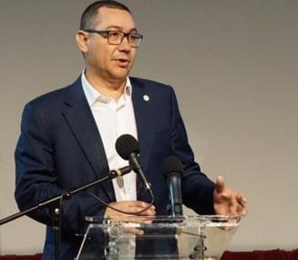 Aflat in alianta cu Tariceanu, Ponta face un gest de onoare din faptul ca n-a furat parlamentari ALDE zilele astea