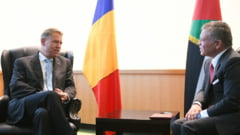 Aflat la ONU, presedintele Iohannis reitereaza invitatia ca regele Iordaniei sa viziteze Romania