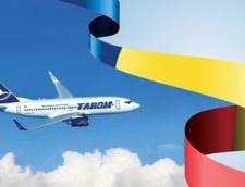 Aflata pe pierdere de zece ani, compania Tarom cumpara magneti de frigider, calendare si agende VIP pentru Sarbatori