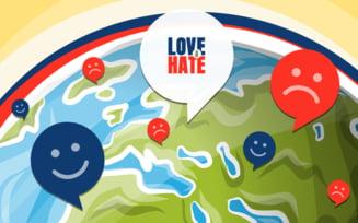 Aflati ce iubesc si ce urasc oamenii de pretutindeni - harta interactiva globala