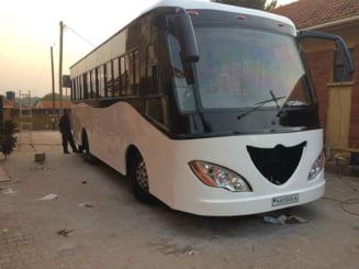 Africa nu inseamna numai razboi si foame: Tara care a lansat autobuzul solar (Foto)