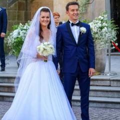 Aga Radwanska s-a casatorit cu partenerul sau de antrenament