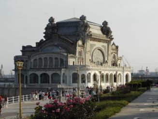 Agathon: Cazinoul din Constanta poate fi facut restaurant de lux