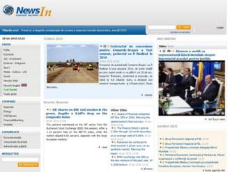 Agentia de presa NewsIn se inchide