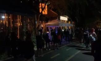 Aglomeratie si petreceri cu muzica si dans in Herastrau, in primul weekend dupa relaxarea restrictiilor - Localurile vor ramane fara autorizatie (Video)
