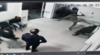 Agresorul de la CPU al Spitalului Roman, retinut de politisti