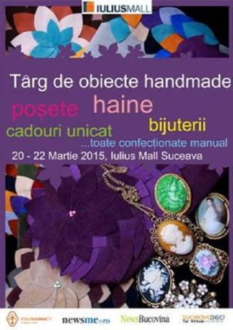 Agro Expo si Targ de handmade la Iulius Mall Suceava