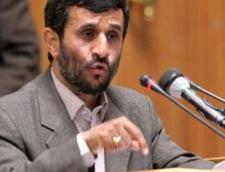 Ahmadinejad a cerut audienta la Papa Benedict