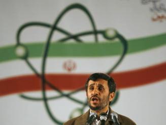Ahmadinejad apara in presa programul nuclear al Iranului (Video)