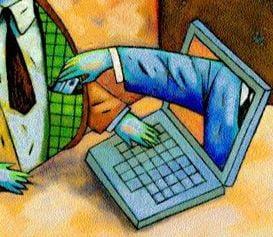 Ai grija ce scrii pe Internet, se fura date personale