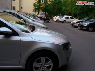 Ai loc de parcare in Bucuresti? Mai ai o grija pe cap: Amenzi de sute de lei pentru o hartie - UPDATE