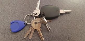 Ai pierdut cheile in centrul Zalaului? Te asteptam la redactie sa le ridici