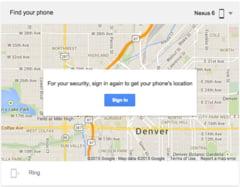 Ai pierdut smartphone-ul? Te rezolva Google: Metoda simpla prin care poti sa il gasesti